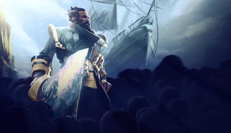 Admiral Kunkka - Dota 2 - Forum - Signature by AmarokDota ...