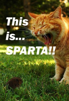 This is SPARTA by Krazy-taco101