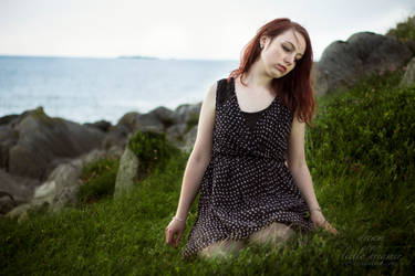solitude in summer by dreamonlittledreamer