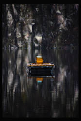floating dock by dreamonlittledreamer
