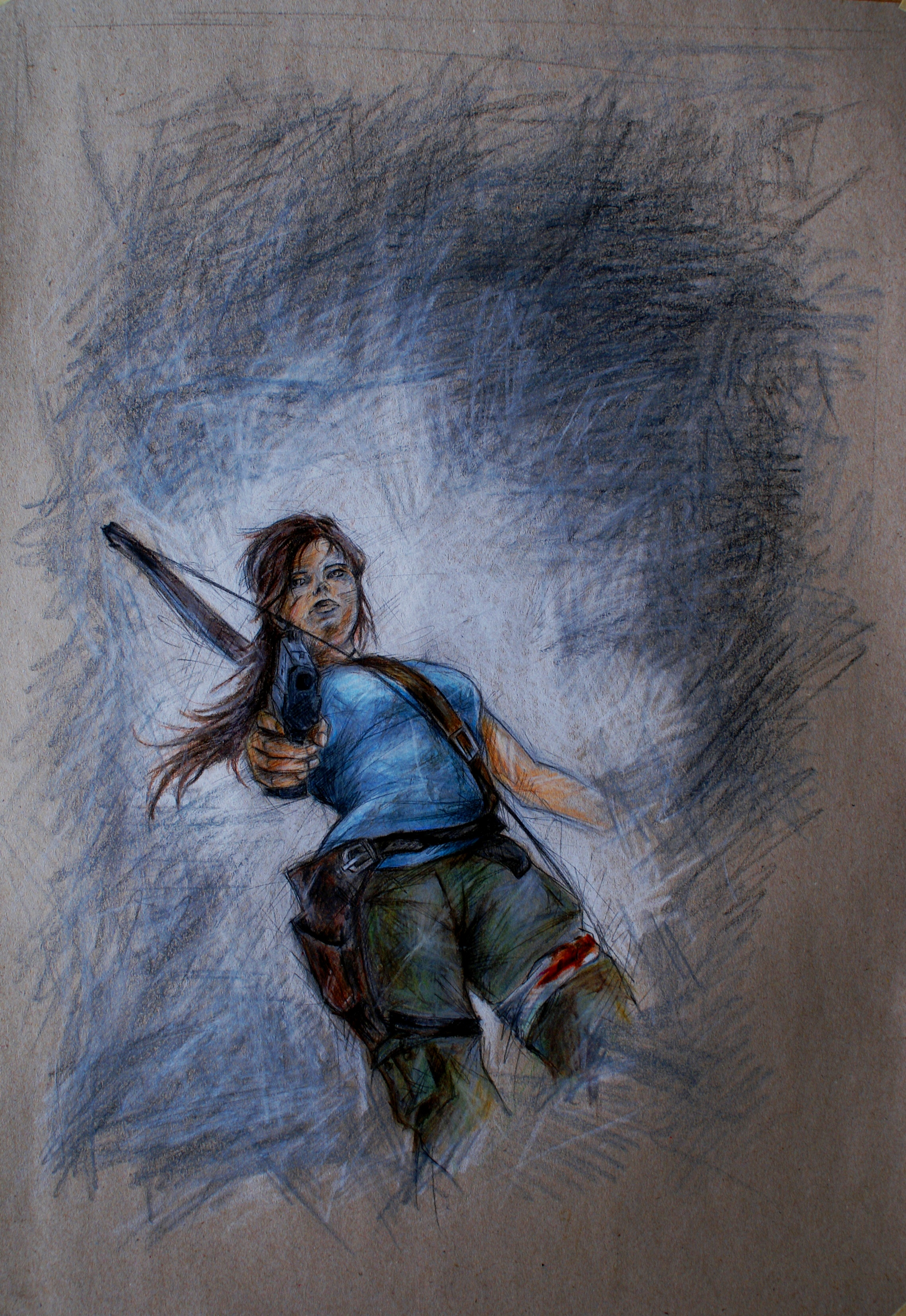 Tomb Raider by johannesklein