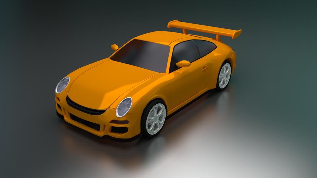 Porsche 911 GT3 RS by MrSide