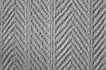 Embossed Wallpaper -Greyscale-