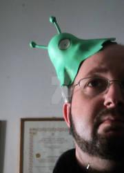 Brain Slug - Futurama
