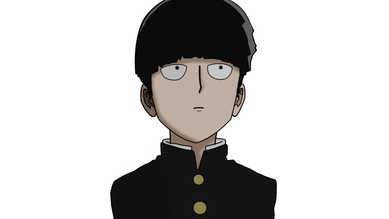 Shigeo Kageyama HD Mob Psycho 100