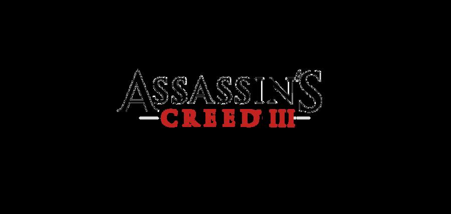 Assassins Creed III - Logo by Biohazard20
