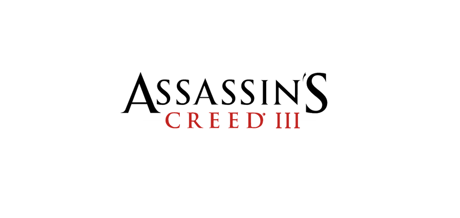Assassins Creed III - Logo by Gaia206