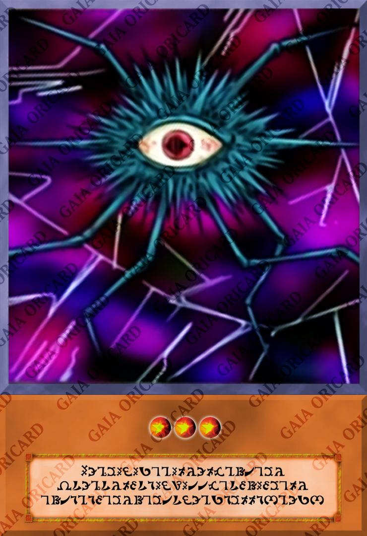 Orichalcos Kyutora   Original Artwork by Biohazard20Yugioh Orichalcos Kyutora