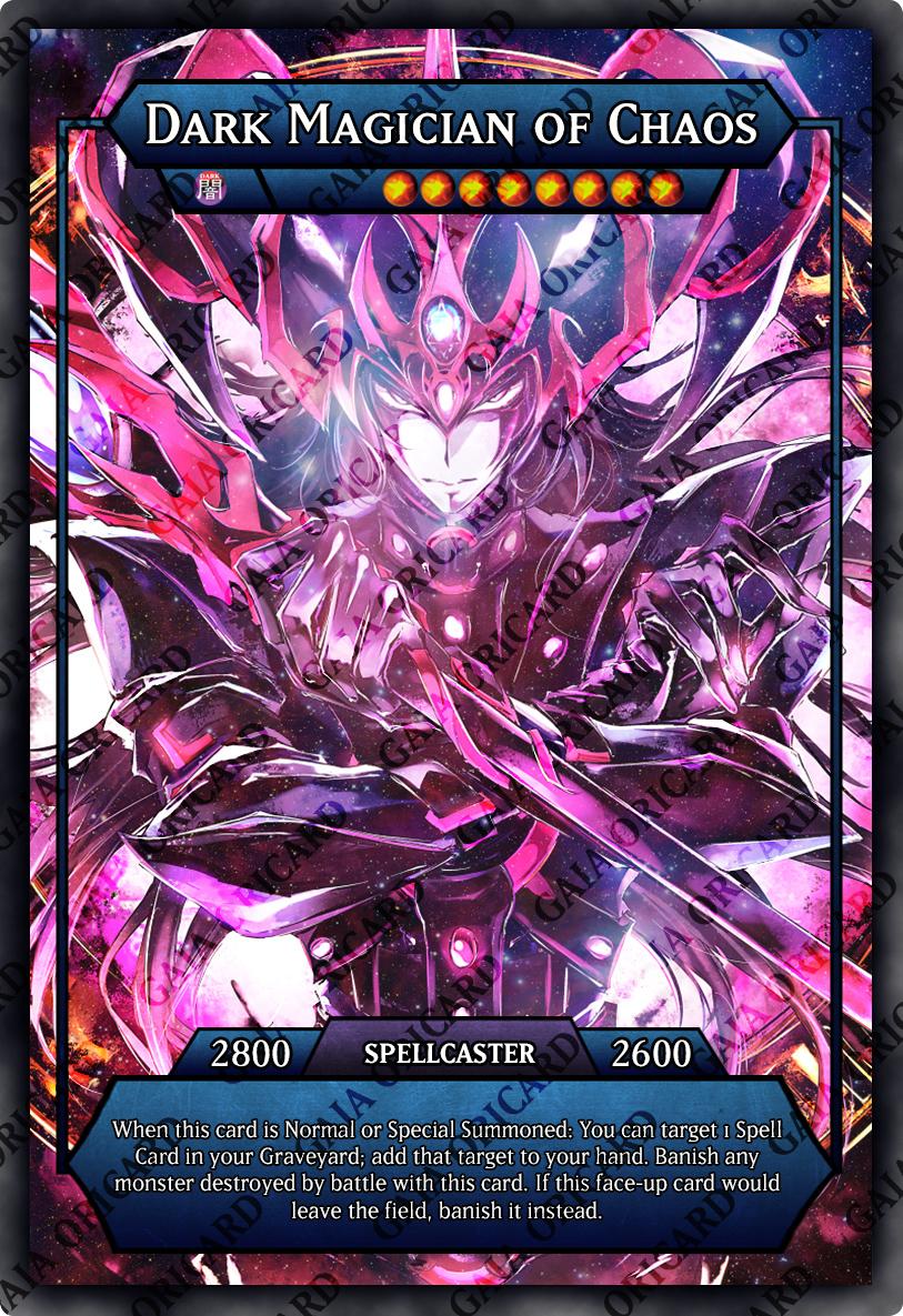 Dark Magician of Chaos   Orica by Biohazard20 on DeviantArt  Dark Magician o...