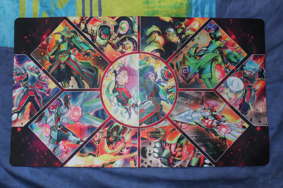 Metalfoes Custom Playmat By Gaia206 On Deviantart