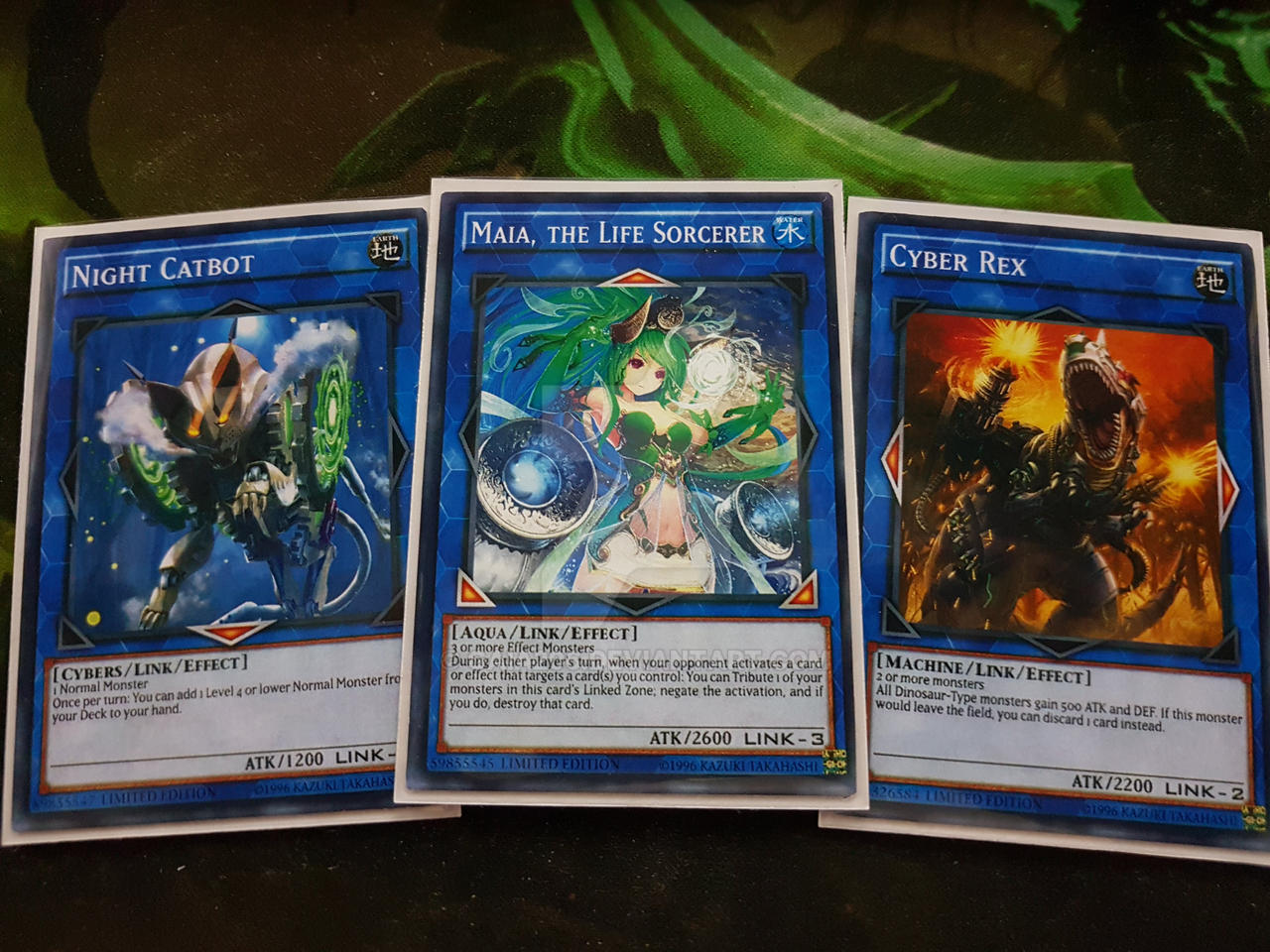 Custom Link Monsters By Gaia206 On Deviantart