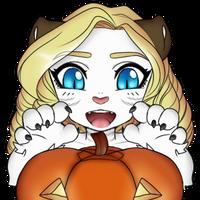 Kat - Halloween icon