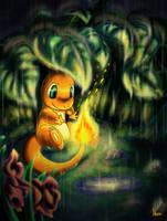 Pokemon challenge - Day 03: Favorite Starter by a-barbosa