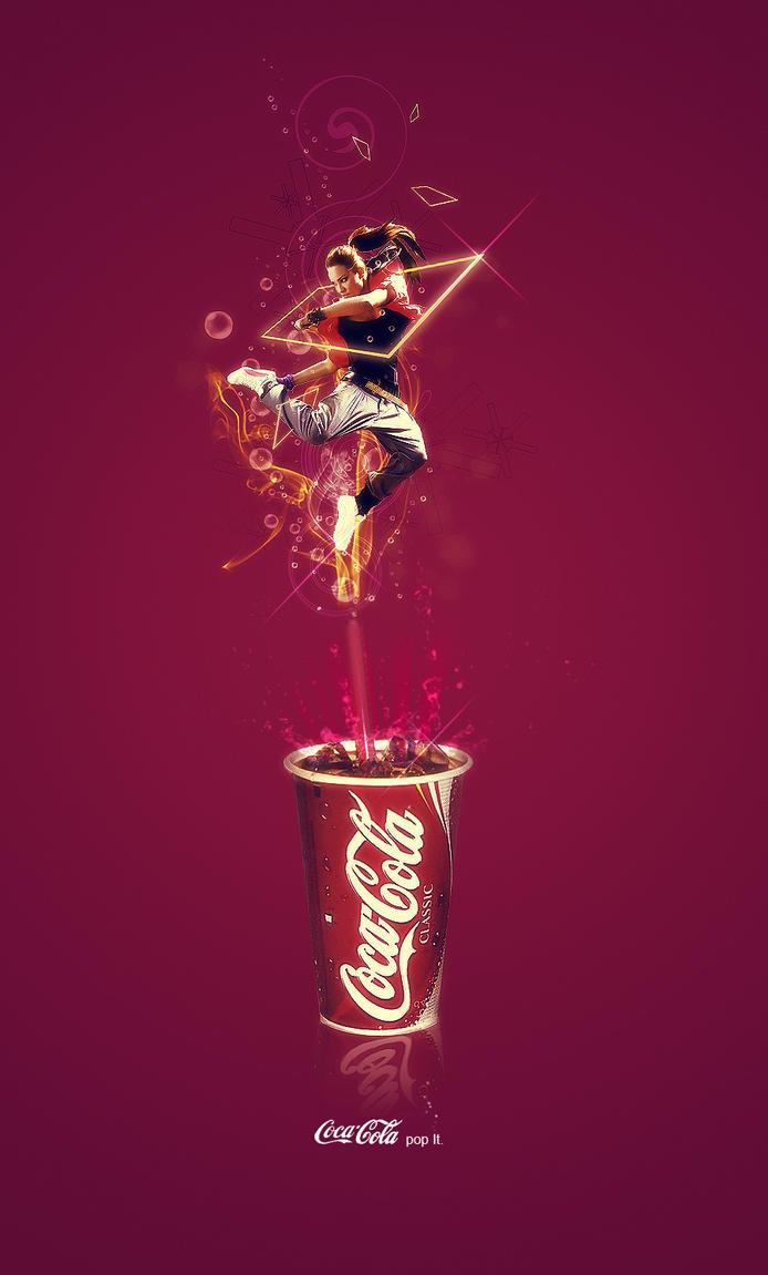 Coke- PoP It
