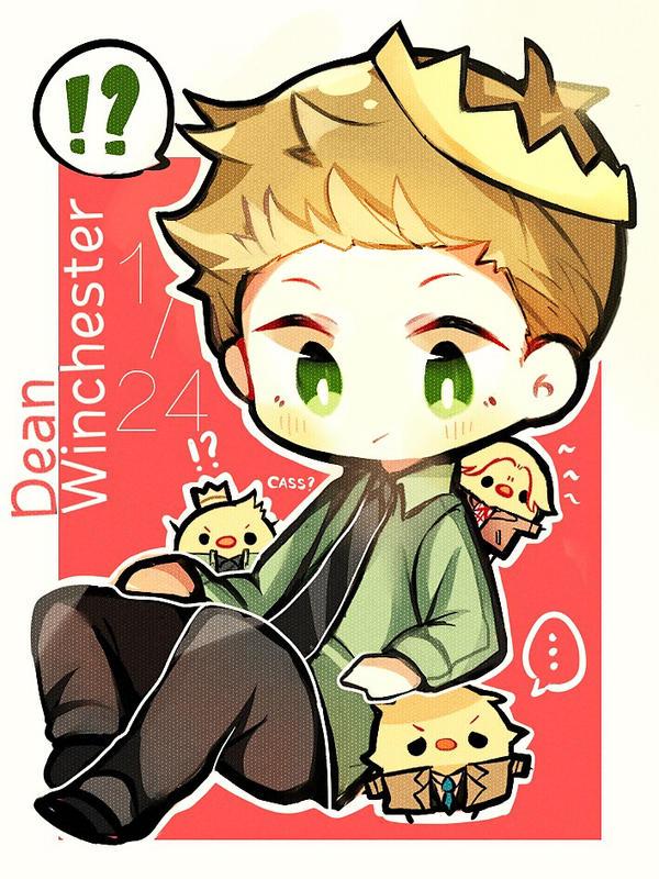 Dean Winchester by GAiTOsan