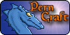 PernCraft Icon 1 - Blue Dragon by t3hphazondragon