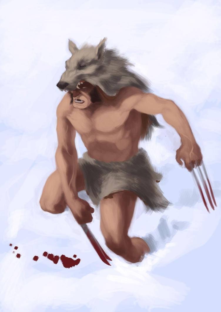 Wolfman by nevreme
