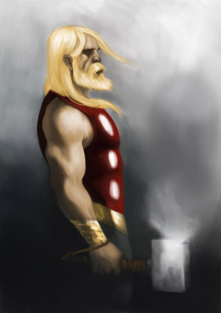 Thor by nevreme