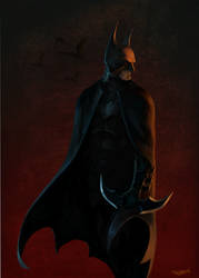 Batman Gotham Knight by nevreme