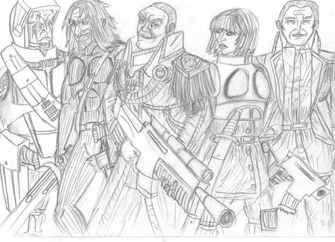 More complete version of the crew