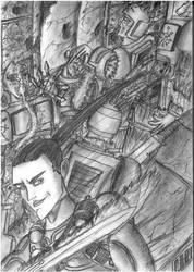 Azakir in His Element 4th version