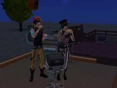 BOTDF sims by Dizzy-noodles