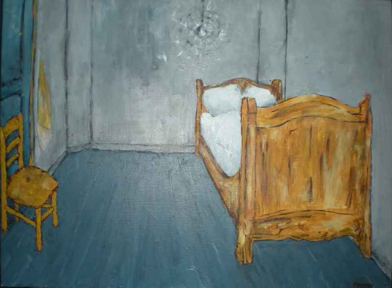 la chambre de van gogh arles by demon saint on deviantart. Black Bedroom Furniture Sets. Home Design Ideas