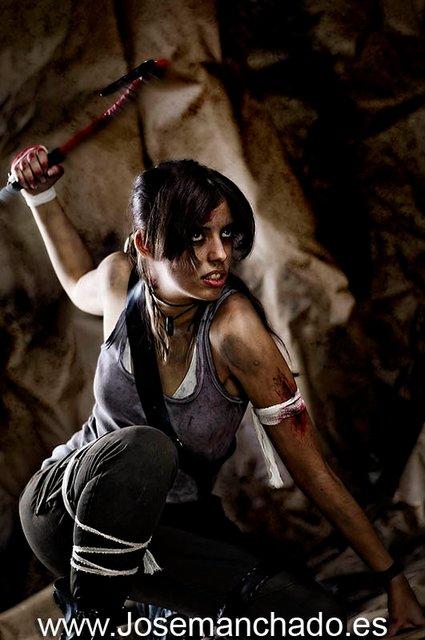 Tomb Raider 9 - Lara Croft by Larxenne