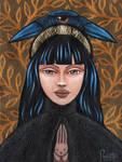 Keeping Hope-Katikakiw-Raven by AaronPaquette
