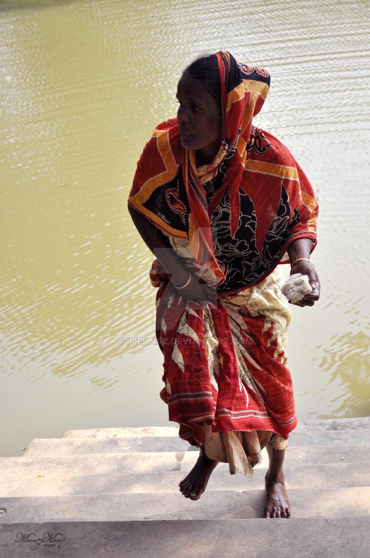 Woman of Bengal [Bangladesh Series] by iMehnaz