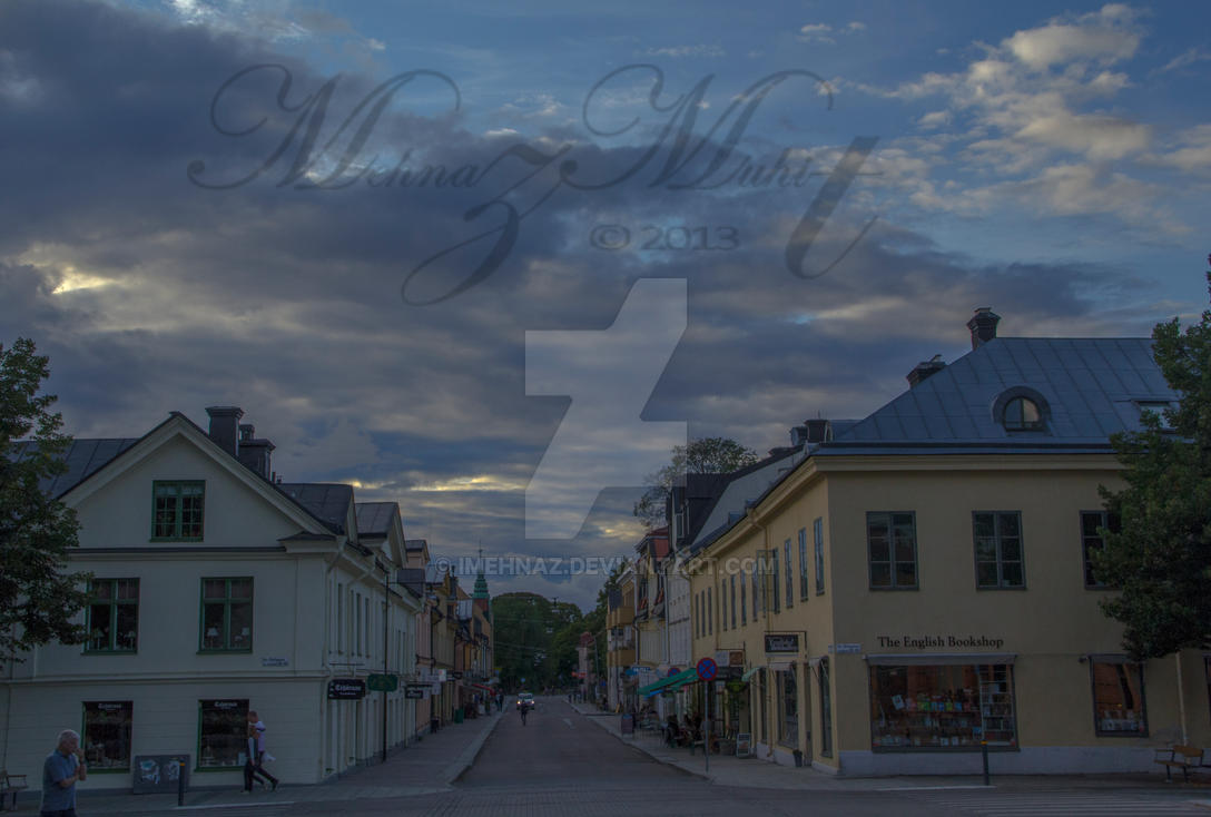 The English Bookshop [Uppsala Series] by iMehnaz
