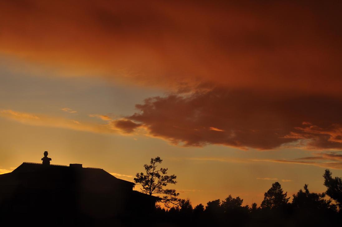 One rainy evening. [unedited] by iMehnaz