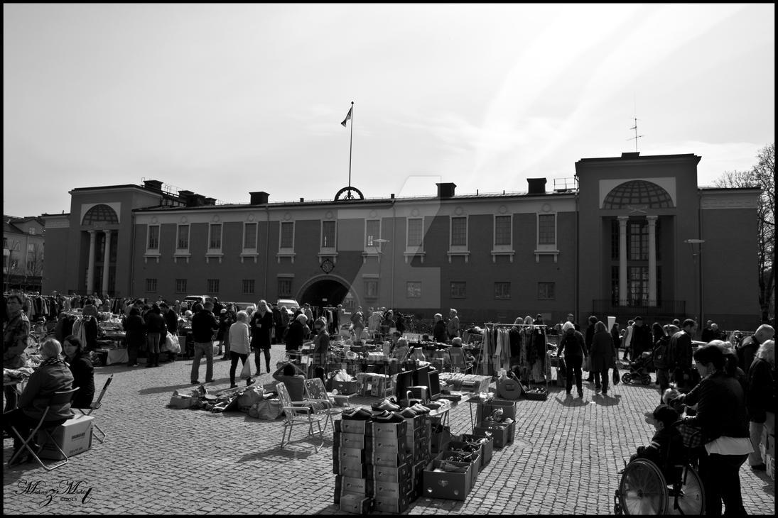 Vaksalaschool, Uppsala by iMehnaz