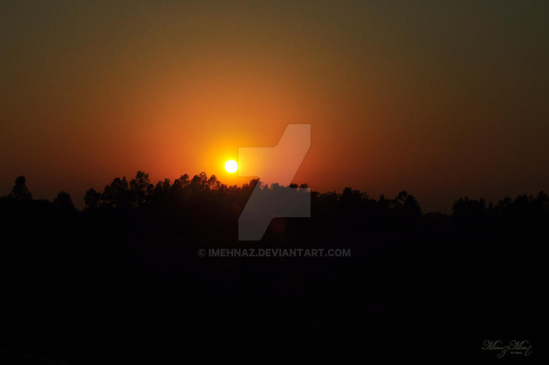 Sunset [Bangladesh Series] by iMehnaz