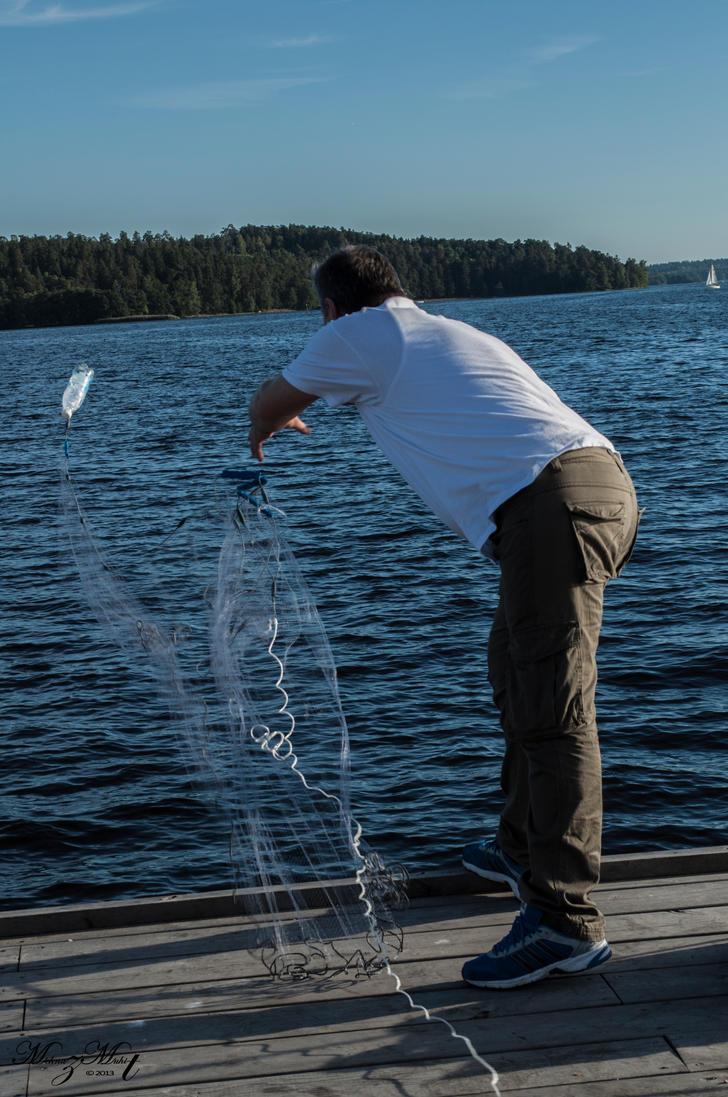 Fisherman by iMehnaz