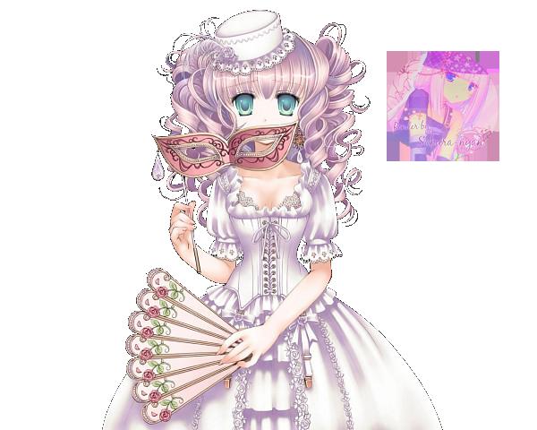La Boîte Magique aux Rêves  Render_girl_dress_by_sakucitah-d4dn2h9