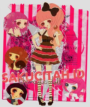 Sakucitah ID: The cute Doll