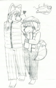 Winter Snuggles^ ^