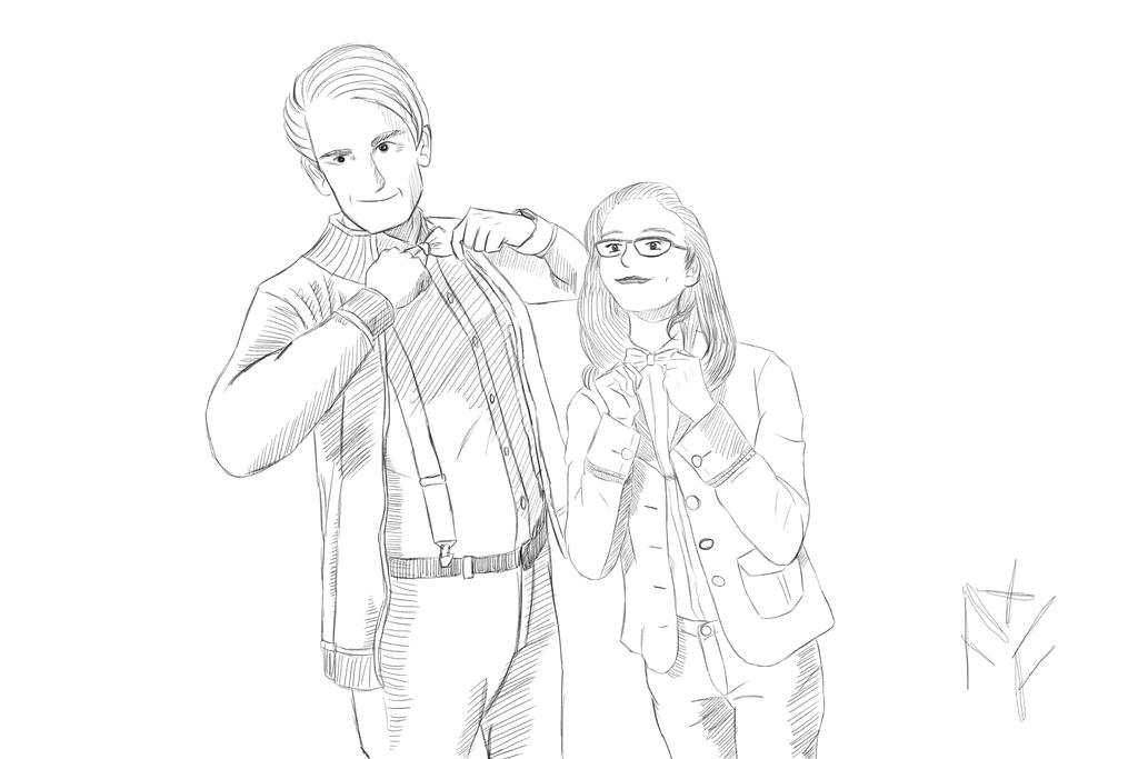 Whovians by FarothFuin