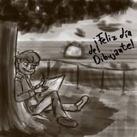 Dia del Dibujante by FarothFuin