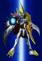Omnimon by FarothFuin