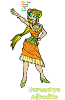 Harmonya Afrodita by FarothFuin