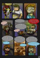 McD: Cap 1 - Pag 6: Hey No! by FarothFuin