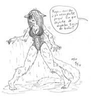 Dia 4: Swimsuit by FarothFuin