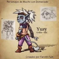 Yuzy by FarothFuin