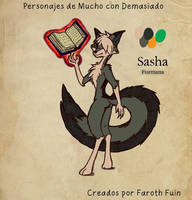 Sasha by FarothFuin
