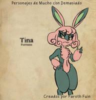 Tina by FarothFuin
