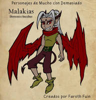 Malakias -ilusion- by FarothFuin
