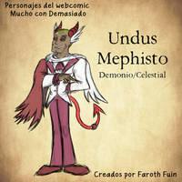 Mephistopheles by FarothFuin