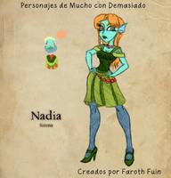 Nadia by FarothFuin